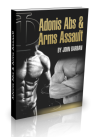 Adonis Arms and Abs Workout Manual