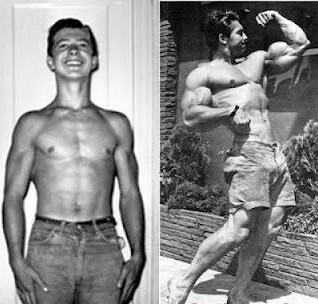 Skinny to Muscle Transformation